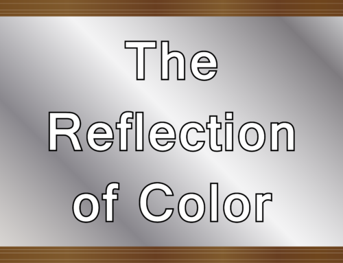 The Reflection of Color